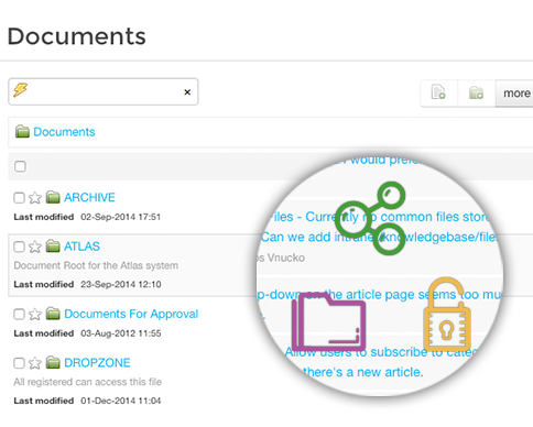 Securely Store & Share Documents and How-To Guides