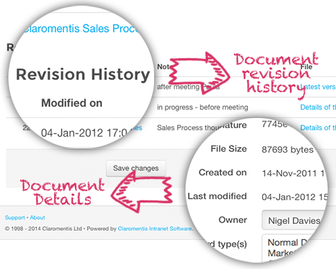 Document Management Software | Version Control