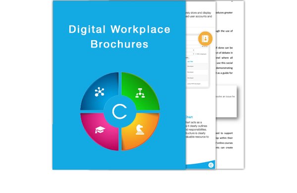 how to make a digital brochure