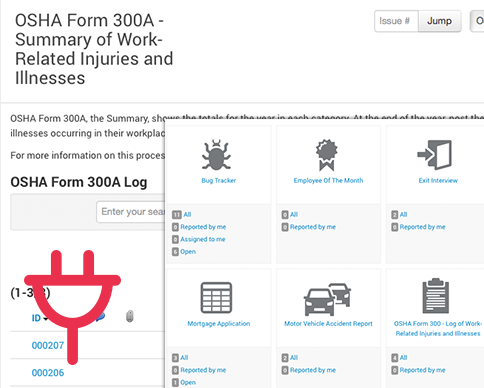 Workflow Management & E Forms