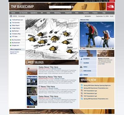 TNF Basecamp