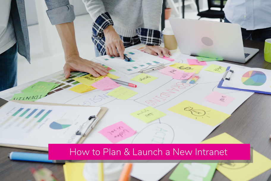 How to Plan & Launch a New Intranet | Claromentis