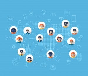 social intranet image