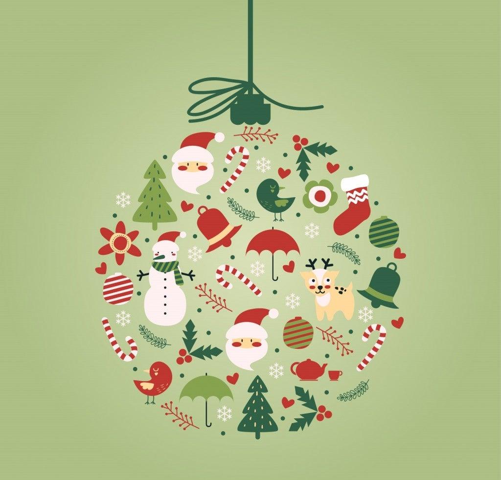 claromentis christmas image