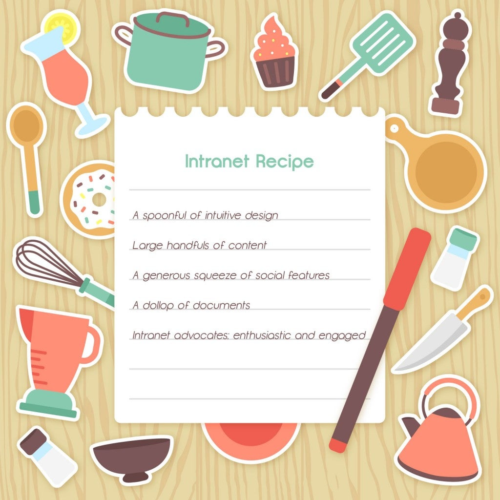 Claromentis Intranet Recipe