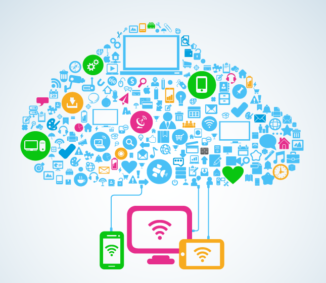 Intranet in the Cloud