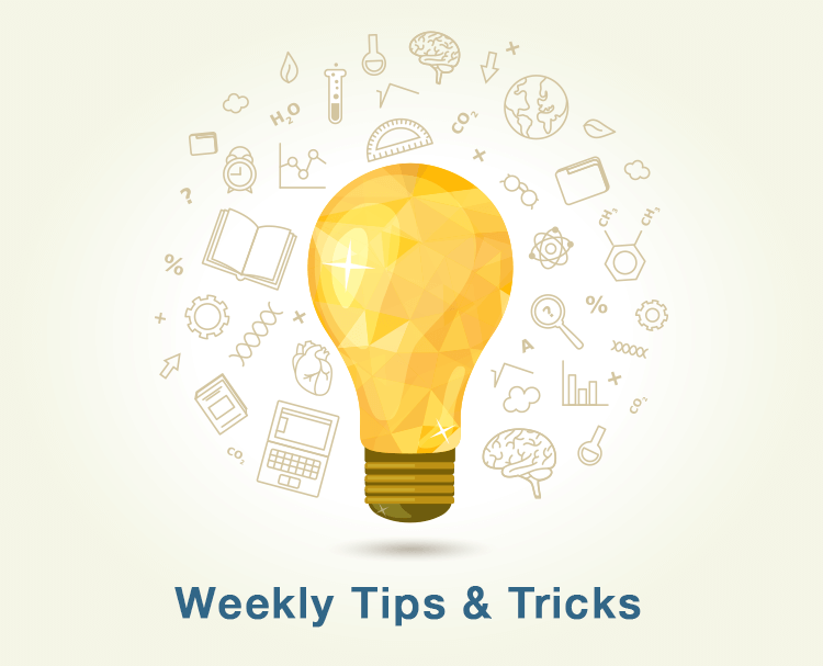 Claromentis Weekly Tips