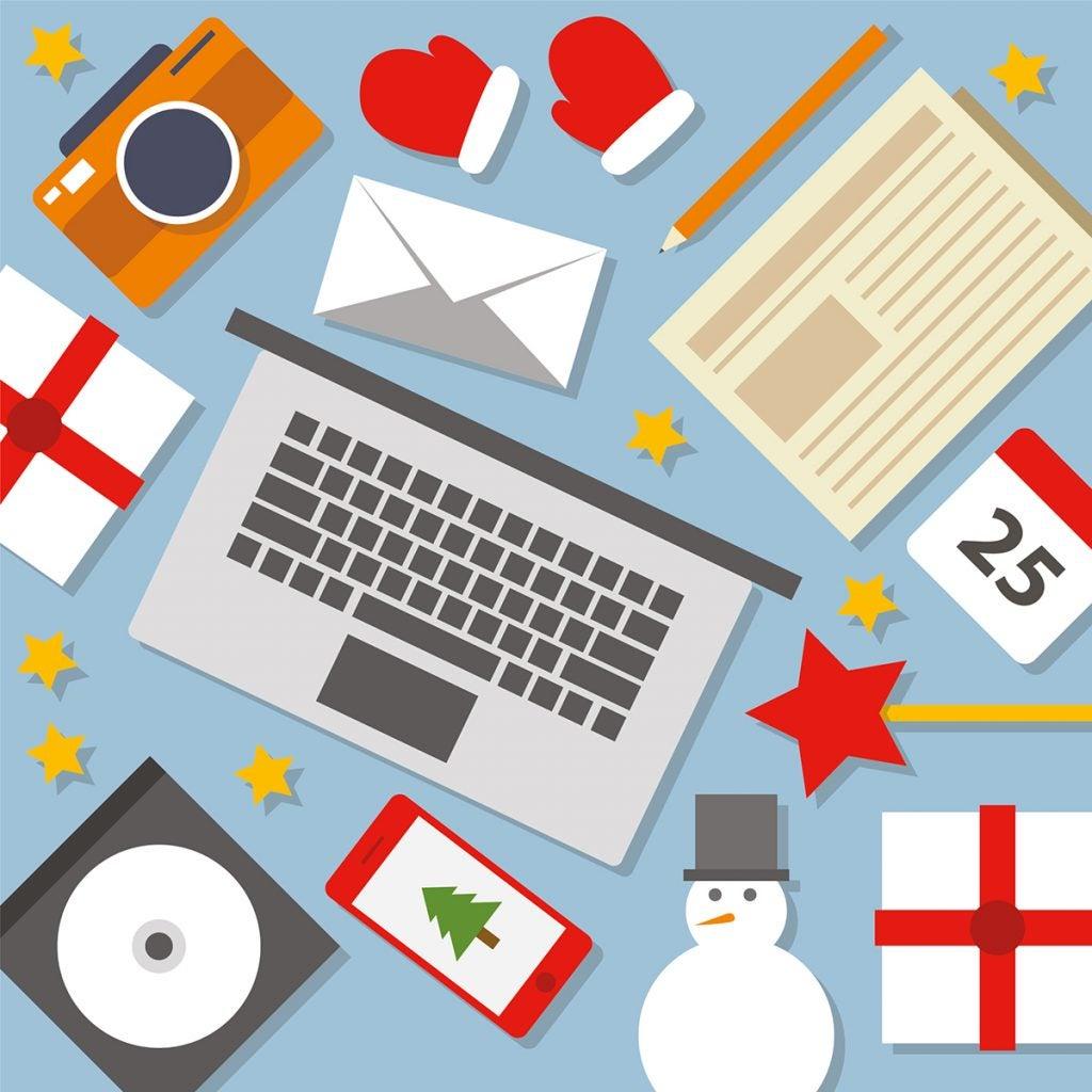 Christmas Intranet | Claromentis