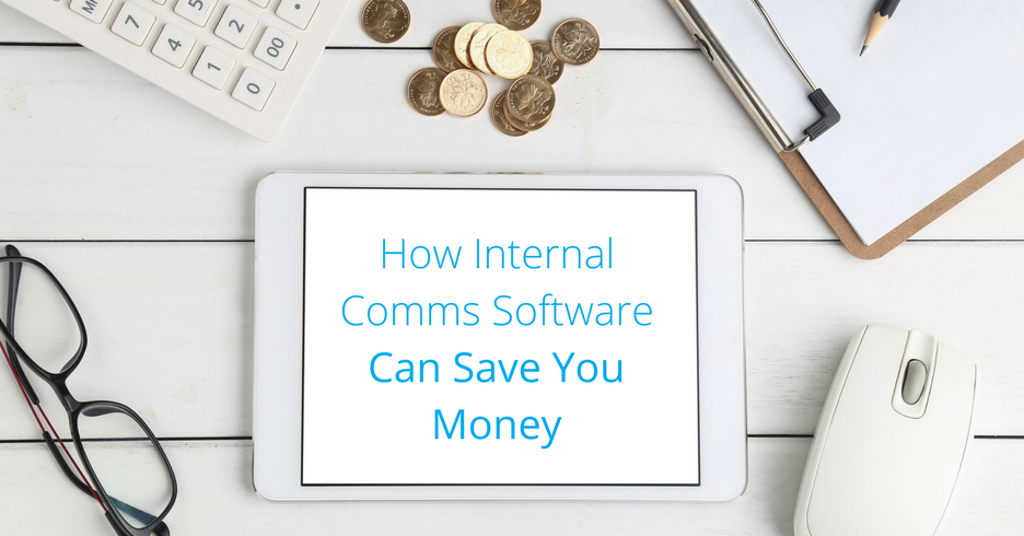 How Internal Comms Software Can Save You Money | Claromentis