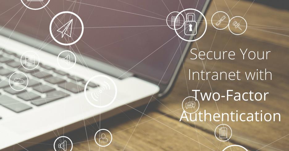 Two-factor authentication | Claromentis