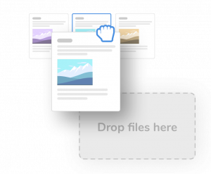 Drag Documents from the Desktop Directly into the Intranet