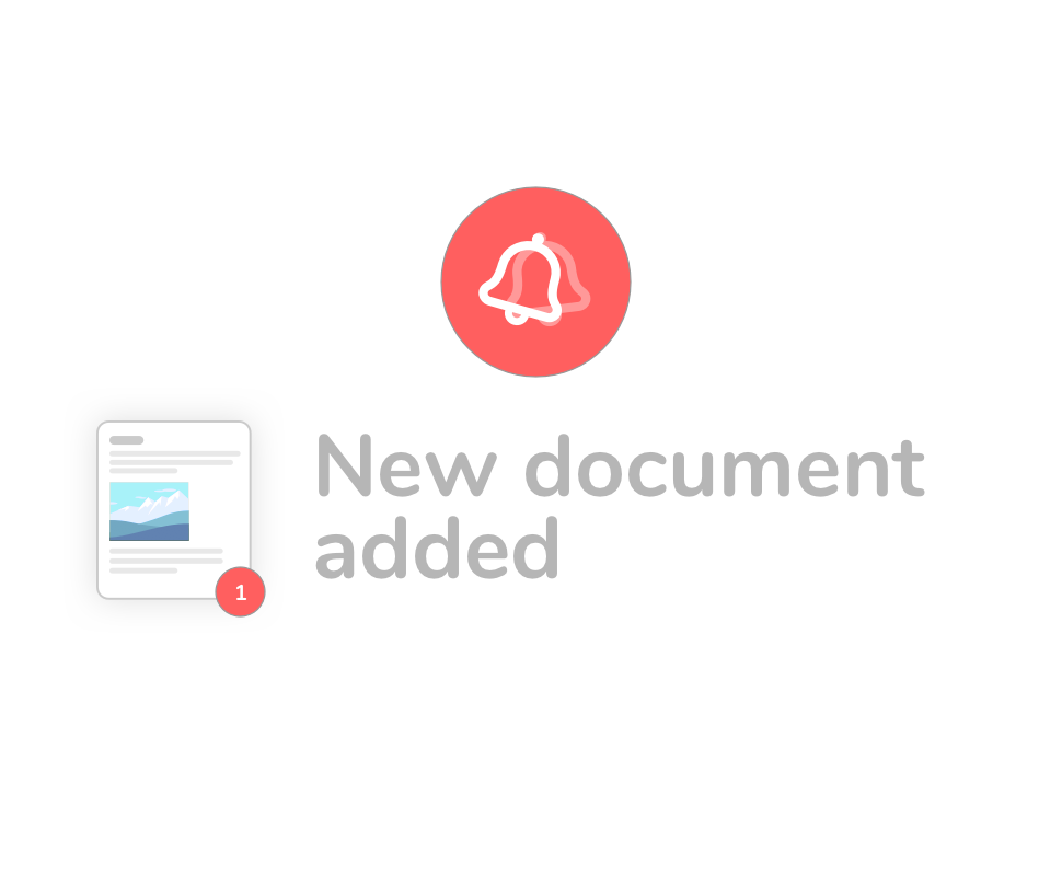 Document Monitoring and Issue Notifications