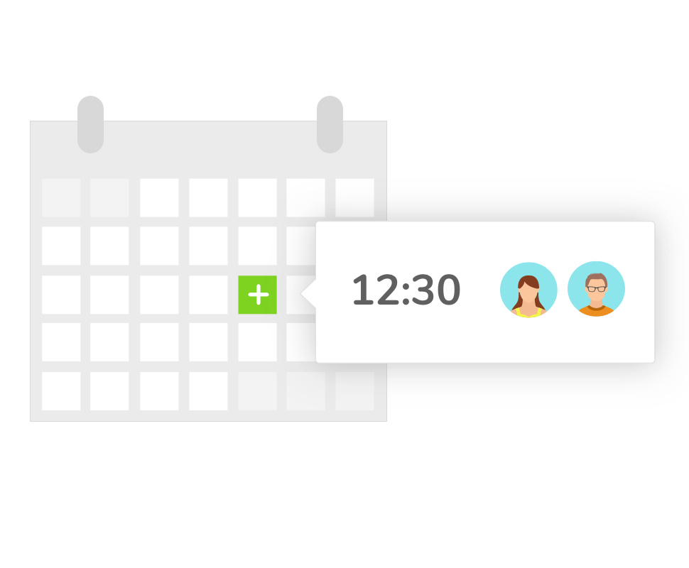 Schedule Staff Meetings and Send Automated Notifications