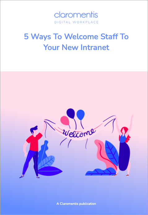 5-ways-to-welcome-staff-to-your-new-intranet-guide-cover