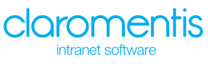 Claromentis intranet software logo