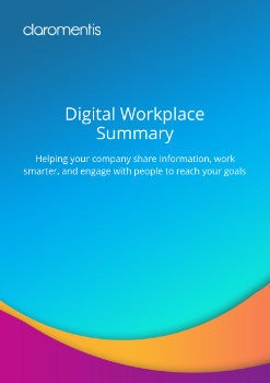 Digital Workplace Summary