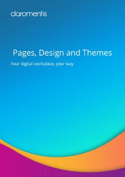 Pages, Design & Themes