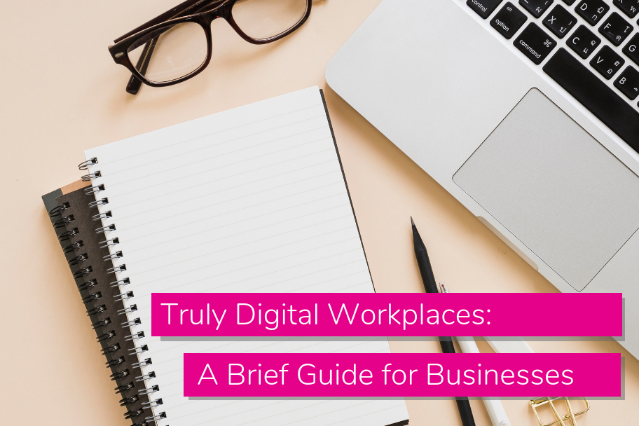 Truly Digital Workplaces A Brief Guide for Businesses | Claromentis