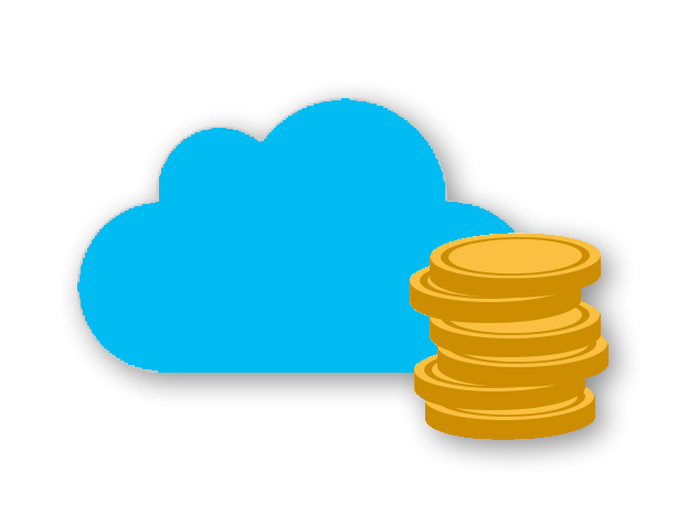 Cloud hosting costs
