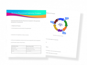 requirements capture template