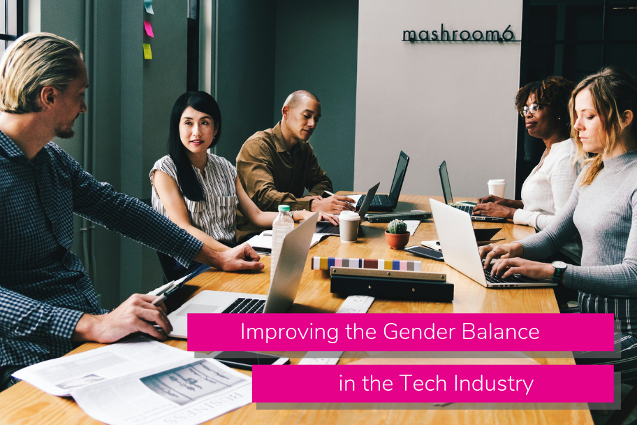 Improving the Gender Balance in the Tech Industry | Claromentis
