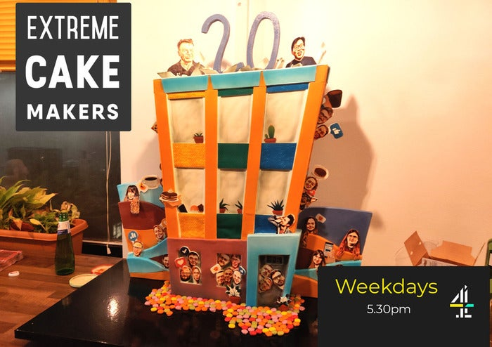 Extreme Cake Makers | Claromentis