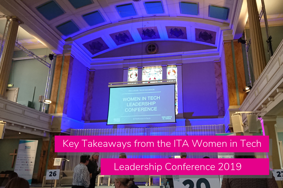 Key Takeaways from the ITA Women in Tech Leadership Conference 2019 | Claromentis