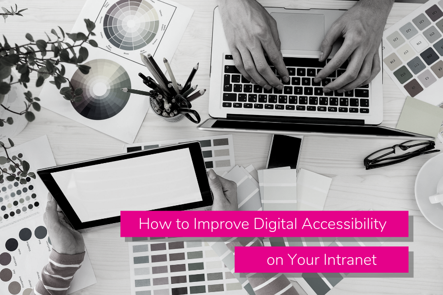 How to Improve Digital Accessibility on Your Intranet | Claromentis