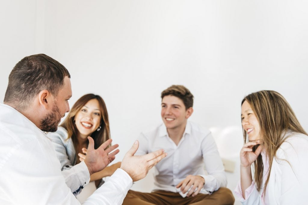 How Coaching Encourages a Collaborative Culture