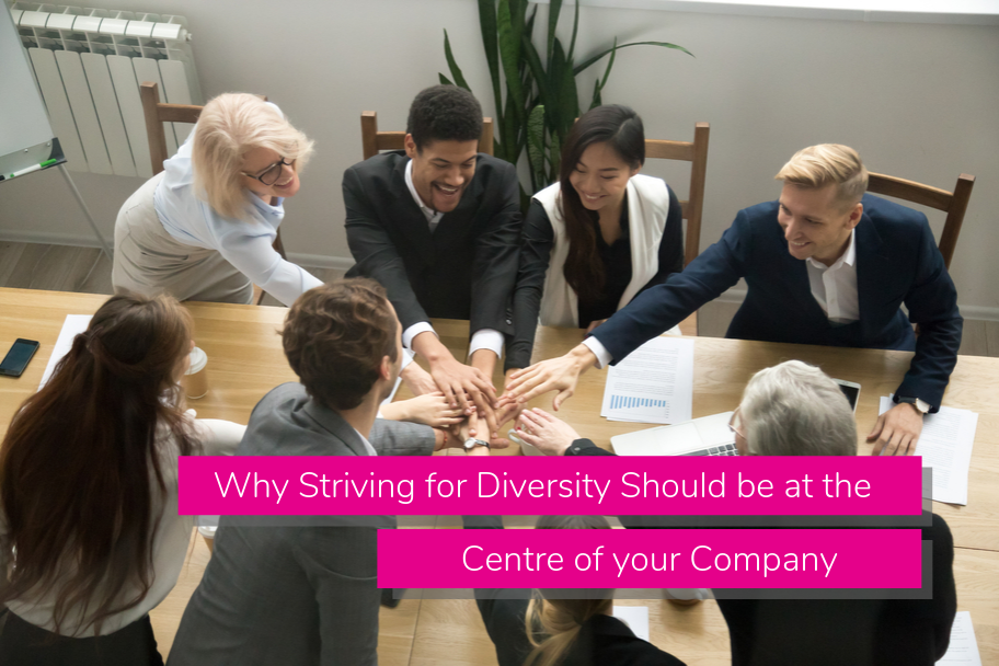Why Striving for Diversity Should be at the Centre of your Company | Claromentis