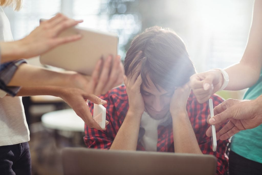 Offer Remote Working To Help Combat Employee Stress | Claromentis