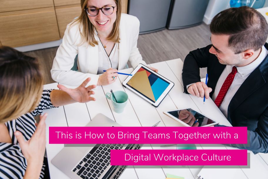 This is How to Bring Teams Together with a Digital Workplace Culture | Claromentis