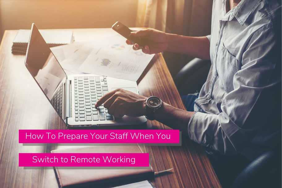 How To Prepare Your Staff When You Switch to Remote Working | Claromentis