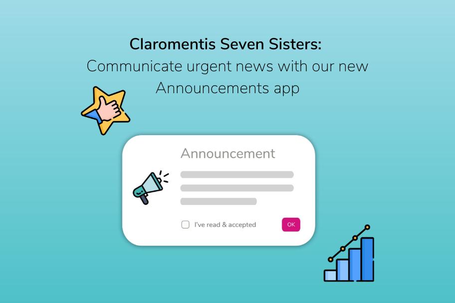 Claromentis Seven Sisters