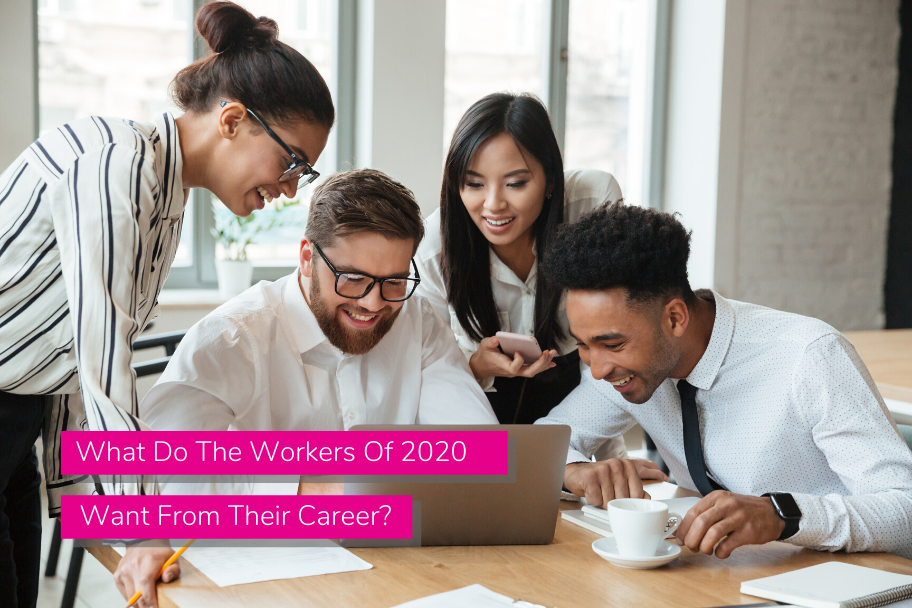 What Do The Workers Of 2020 Want From Their Career | Claromentis