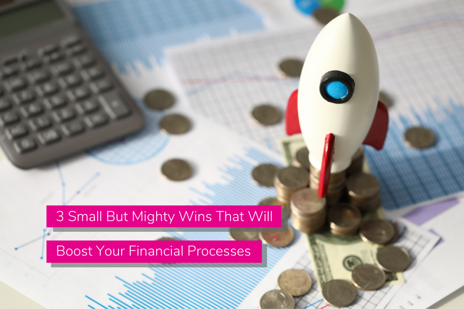 3 Small But Mighty Wins That Will Boost Your Financial Processes | Claromentis