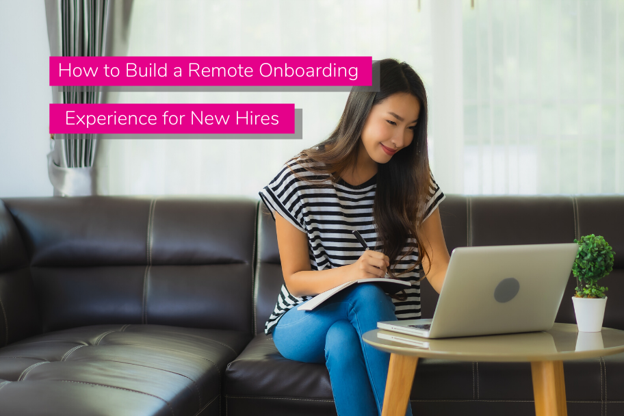 How To Build A Remote Onboarding Experience For New Hires | Claromentis