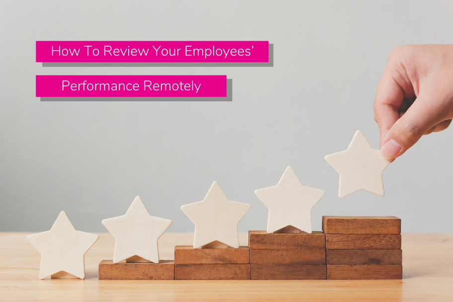 How To Review Your Employees' Performance Remotely | Claromentis