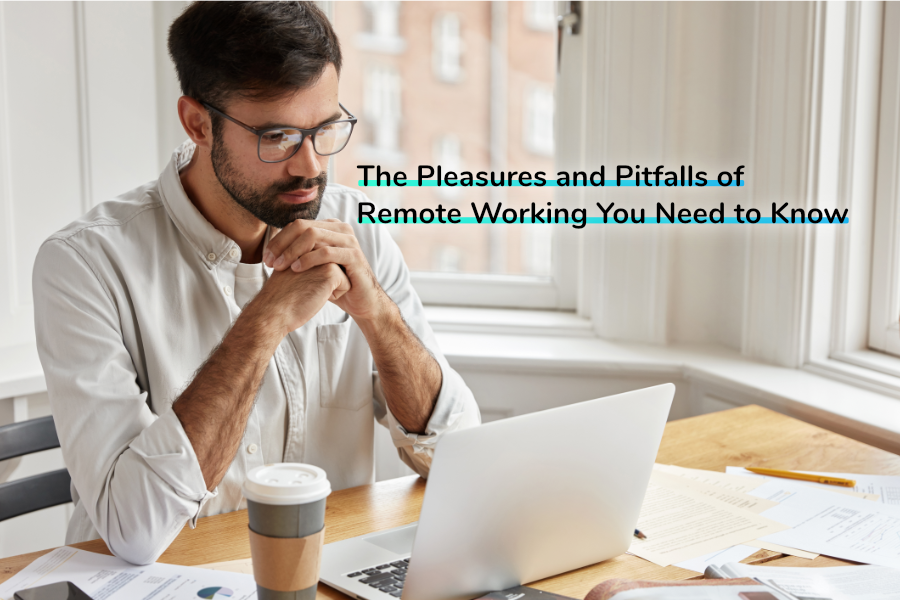 The Pleasures and Pitfalls of Remote Working You Need to Know | Claromentis