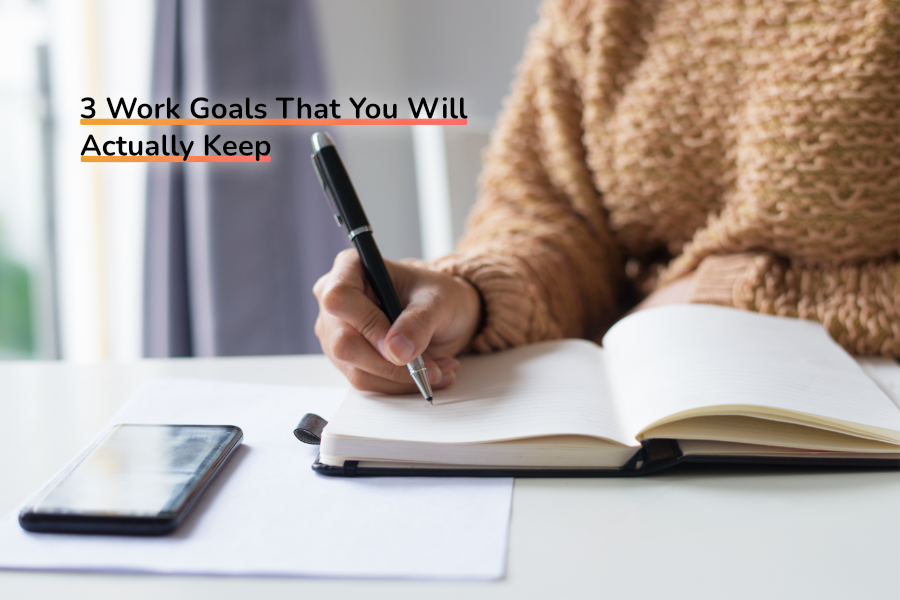 3 Work Goals That You Will Actually Keep | Claromentis