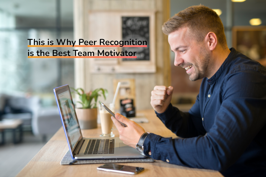 This is Why Peer Recognition is the Best Team Motivator | Claromentis