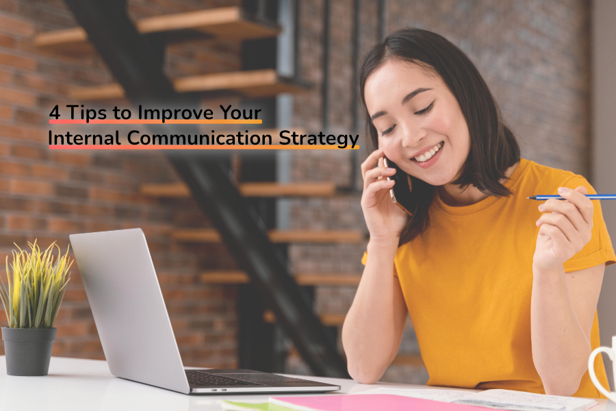 4 Tips to Improve Your Internal Communication Strategy   Claromentis