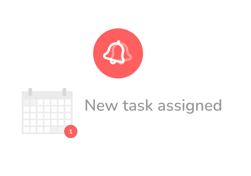 notifcation-bell-new-task-assigned-calendar