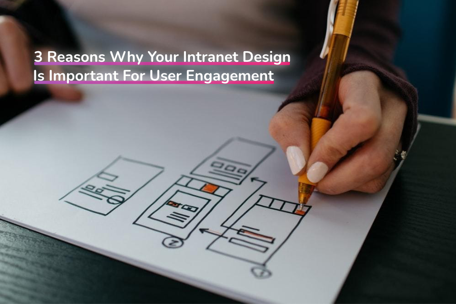 3 Reasons Why Your Intranet Design Is Important For User Engagement
