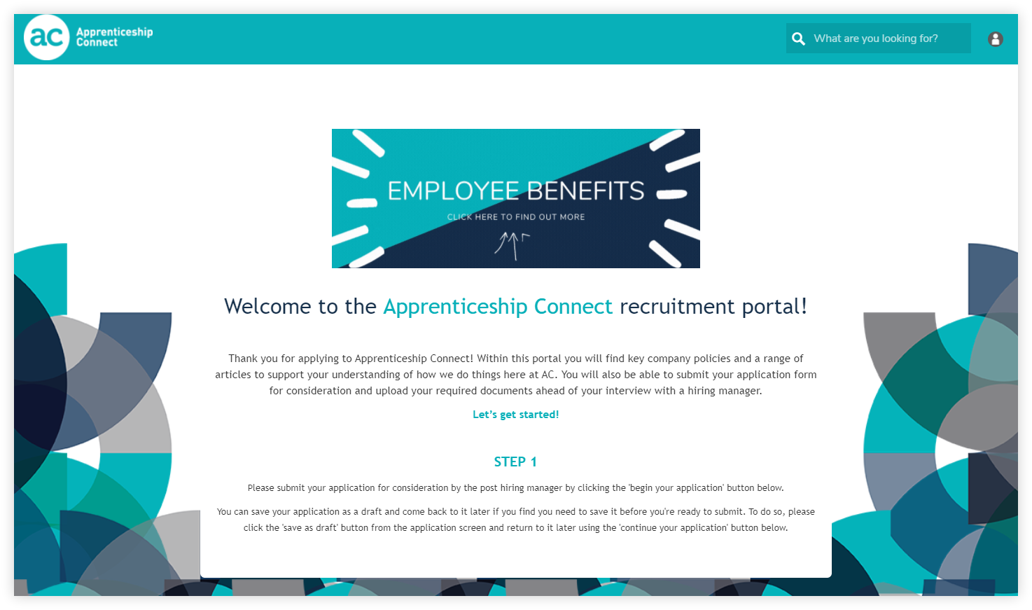 apprenticeship-connect-recruitment-portal-claromentis-intranet