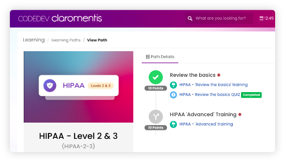 claromentis-learning-management-system-hipaa