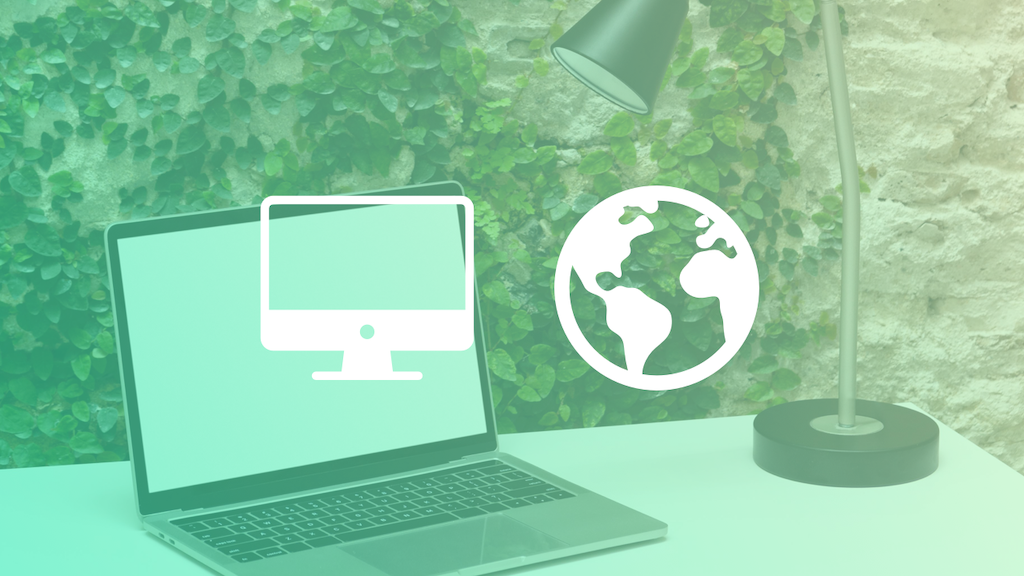 How to Make Your Office and IT Greener with Green Computing